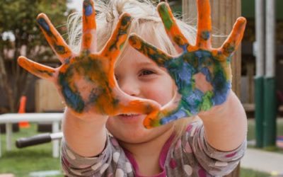 Embracing our Child Like Creativity and Banging Gongs